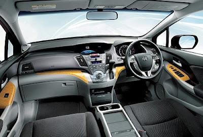 Honda Odyssey New 2012