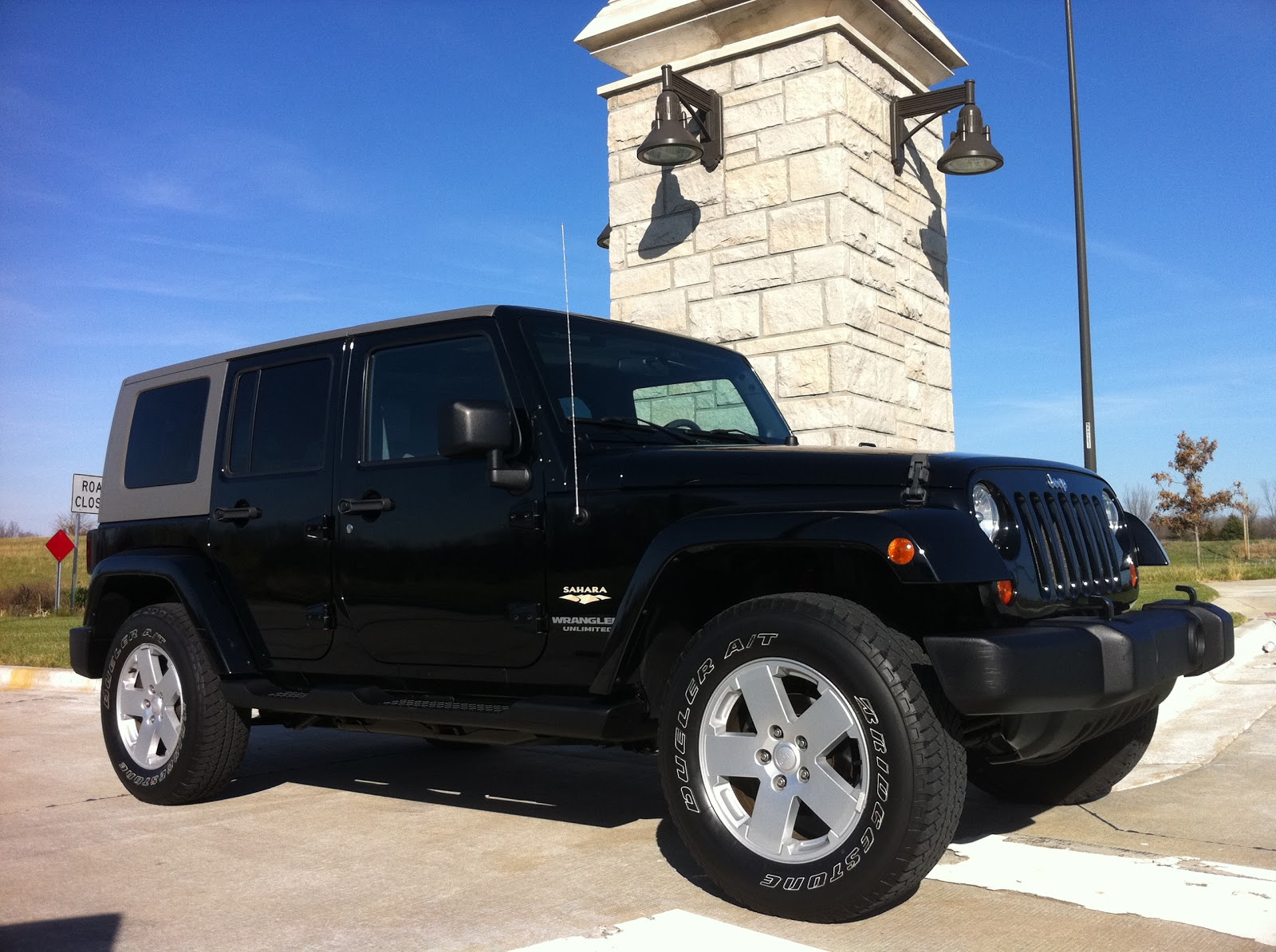 jeep wrangler unlimited - black out mods | we sell wranlgers