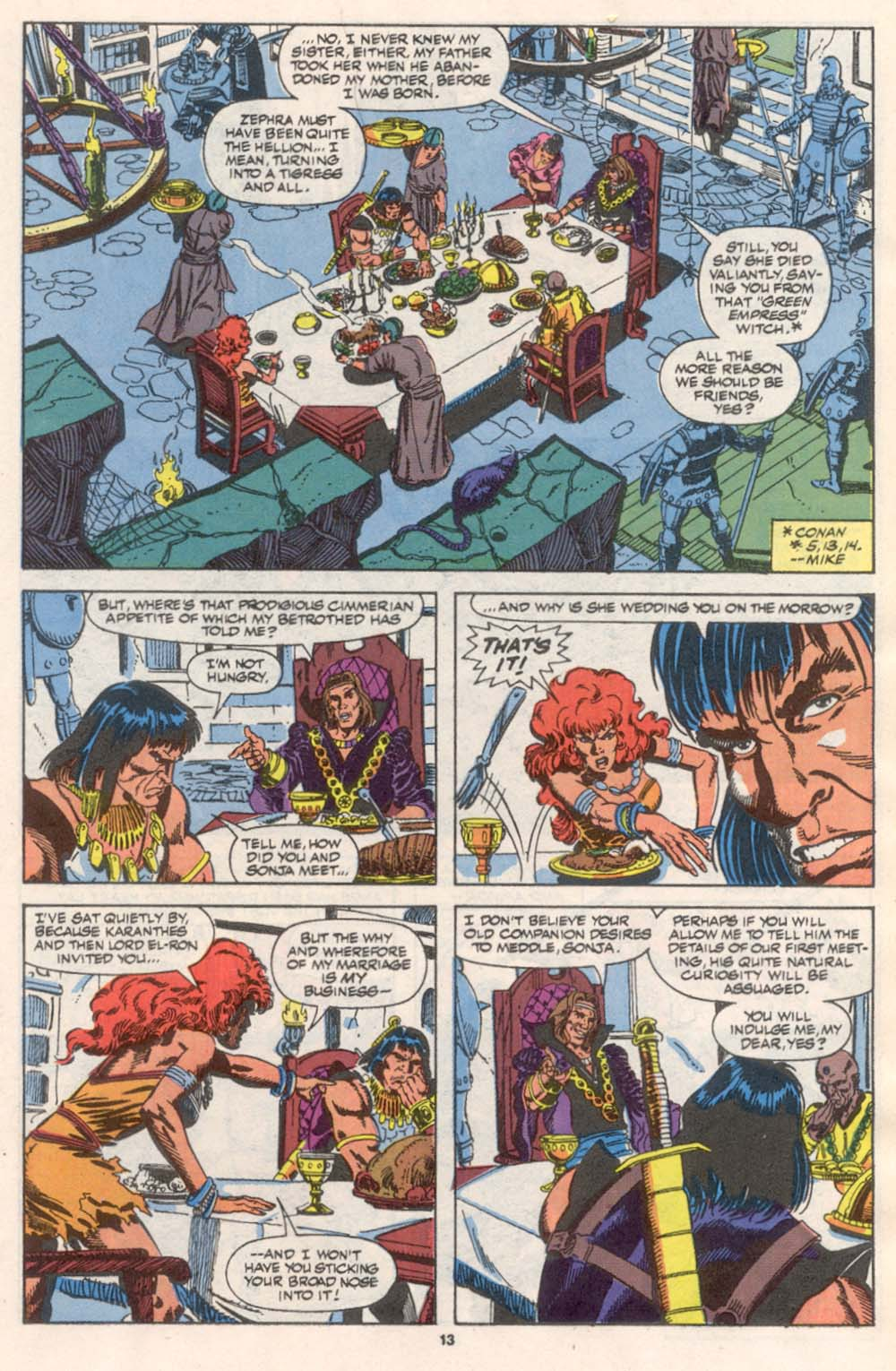 Conan the Barbarian (1970) Issue #242 #254 - English 10