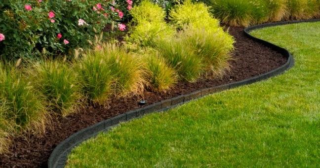 como crear borduras o bordillos para jardin tips jardin