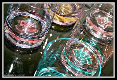 bicchieri vuoti