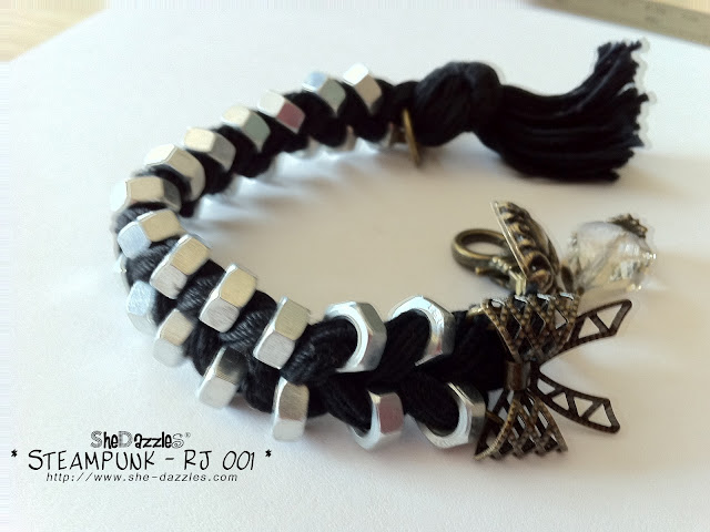 RJ001-steampunk-beads-hardware-bracelet