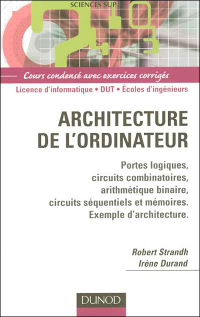 Streaming architecture de l 39 ordinateur r strandh i durand for Cours de circuit logique