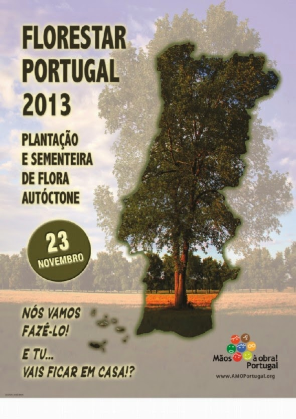 FLORESTAR PORTUGAL 23 DE NOVEMBRO