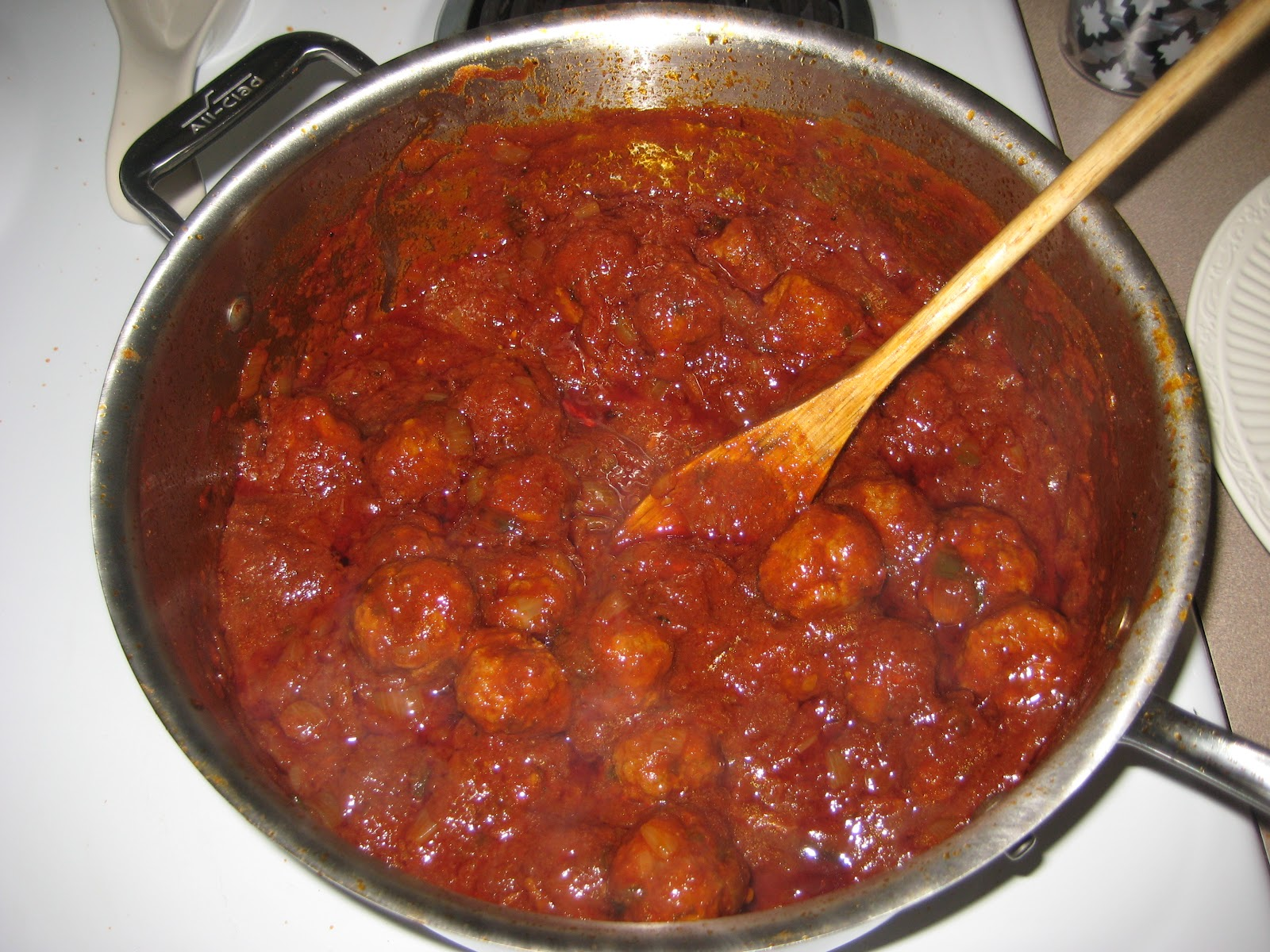 Mmmm Paleo: Recipe Test - Moroccan Meatballs