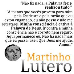 é Hora De Despertar Martinho Lutero A História