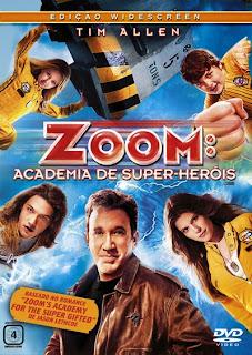 Zoom – Academia de Super Herois Dublado