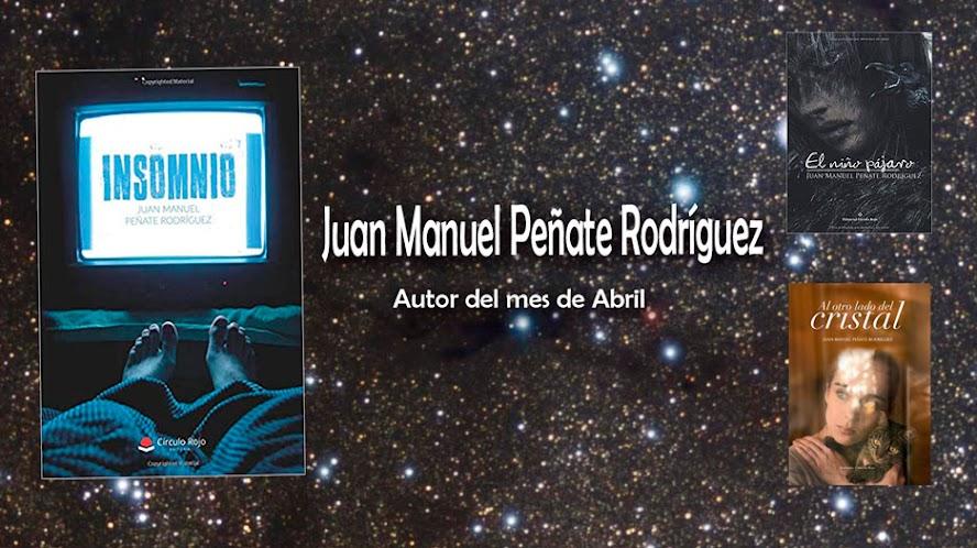 Autora del mes: Juan Manuel Peñate Rodríguez
