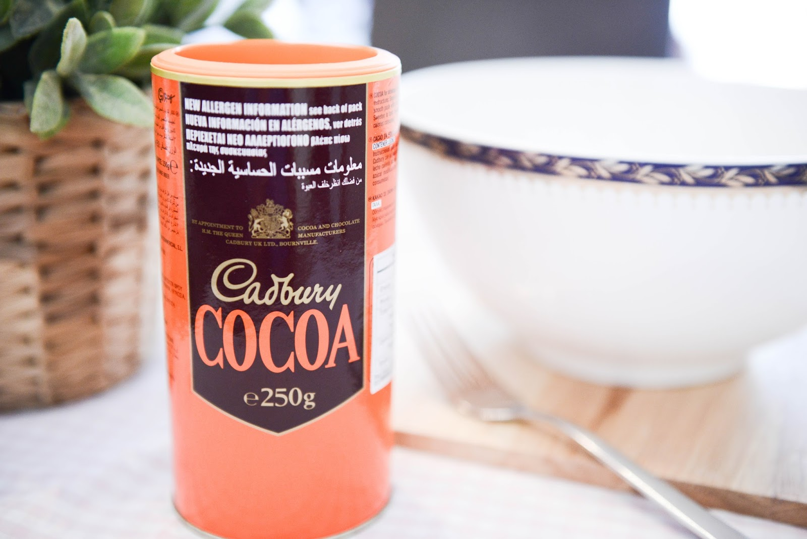 how to make chocolate from cadbury cocoa powder