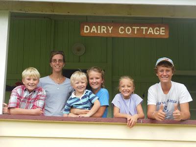 Country Queensland Part 2, Cedar Glen Farmstay