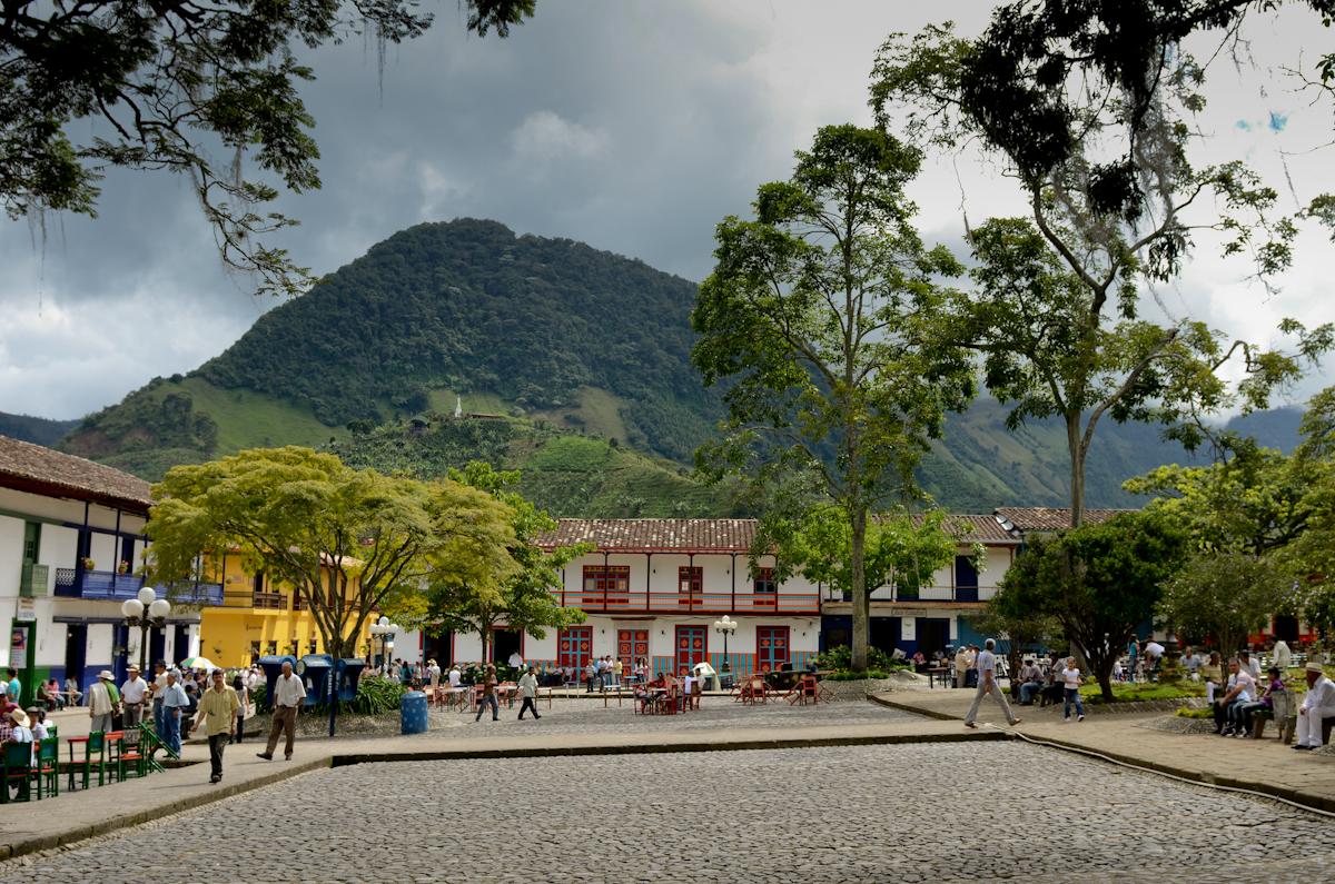 Slinkygenius jardin colombia for Jardin kolumbien