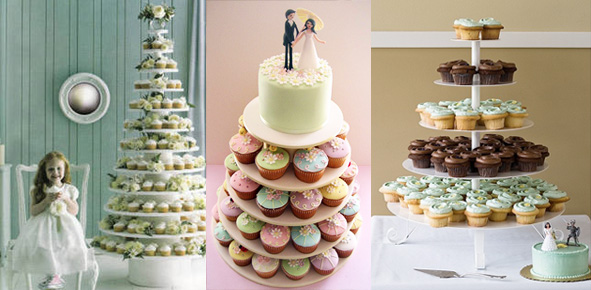 Blooming Brides A Wedding Cupcake