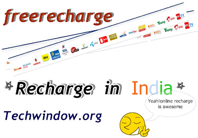 Get Free charge All over India on All Networks By Sending SMS online