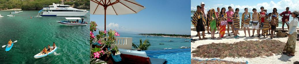 Paket Bulan Madu Spesial Island Explorer Cruise Bali