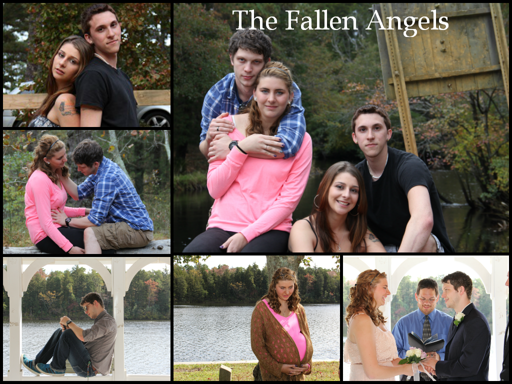 Trailer for Fallen Angels Series