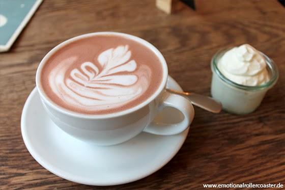 Glück und Selig - Hamburg Kakao mit Sahne