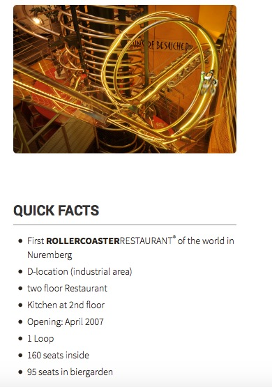 http://www.rollercoasterrestaurant.com/en/locations/Nuremberg-