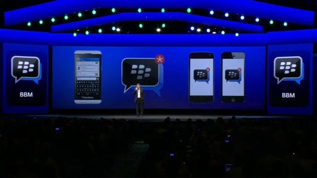 BBM Akan Tersedia Di Android & Ios