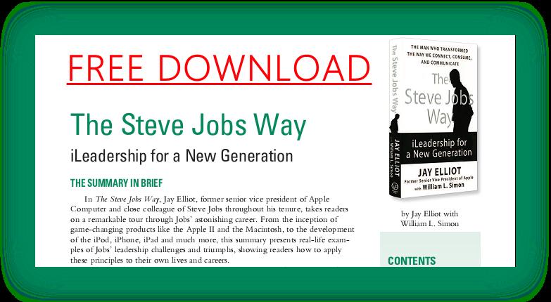 Free download ebook the steve jobs way ileadership for a new free download ebook the steve jobs way ileadership for a new generation fandeluxe Choice Image
