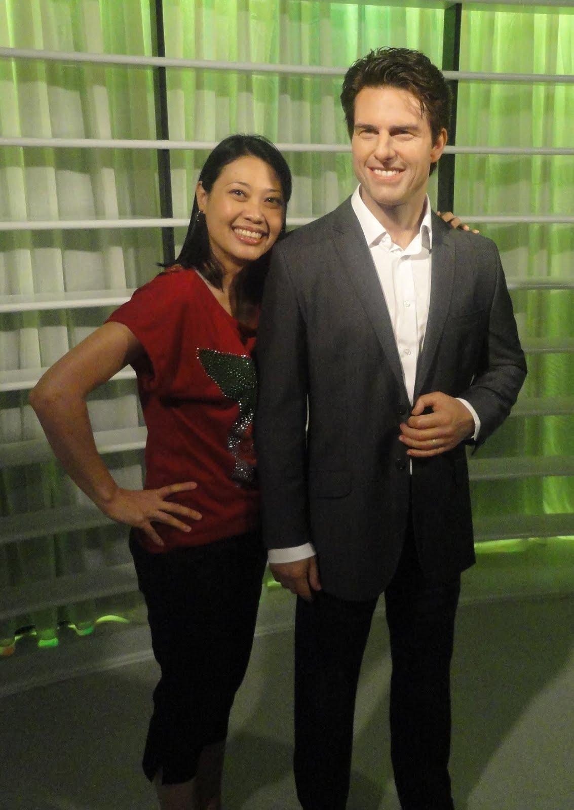 Kade meets Tom Cruise!