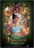 Công Chúa Và Chàng Ếch HD - The Princess And The Frog