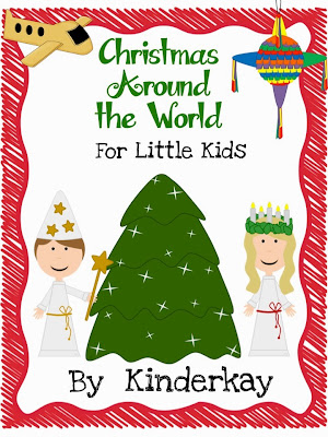 http://www.teacherspayteachers.com/Product/Christmas-Around-the-World-For-Little-Kids-170172