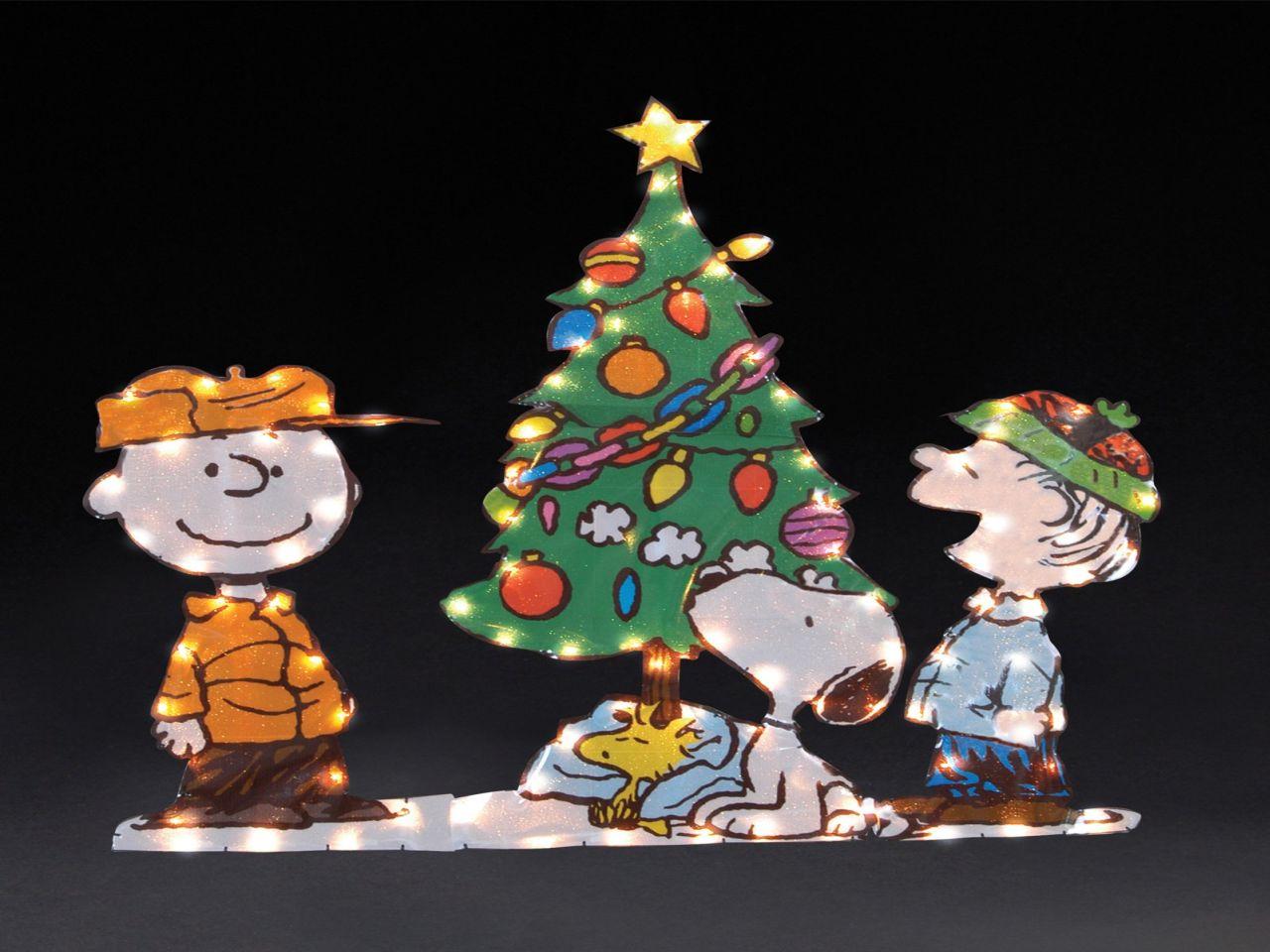Wallpaper Mansion: Charlie Brown Christmas Wallpaper