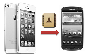 Cara Memindah Data-data Ponsel iPhone ke Ponsel Android