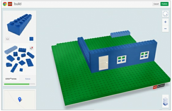 Build With Chrome Online Lego Builder To Increase Your