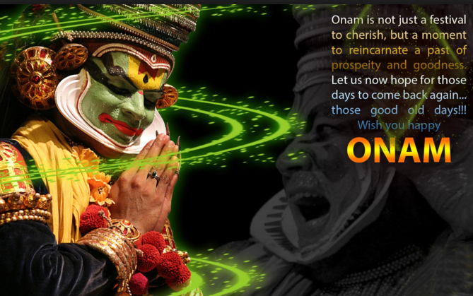 Onam The Famous Festival of Kerla