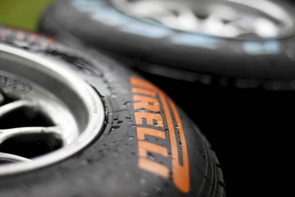 El nuevo compuesto duro de Pirelli debuta en Barcelona