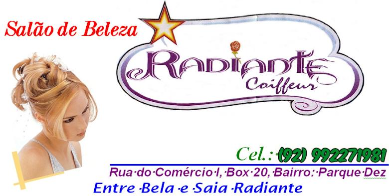 Salão de Beleza Radiante Coiffeur