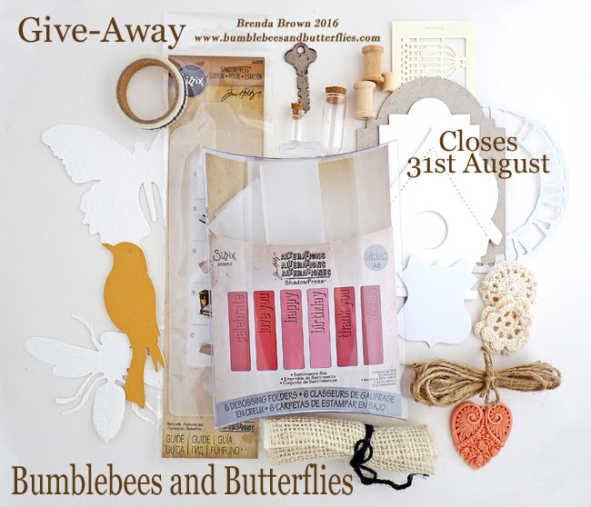 Summer Blog Candy Give Away