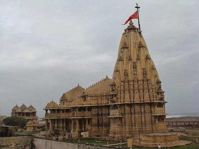 Somnath Temple,Gujarat