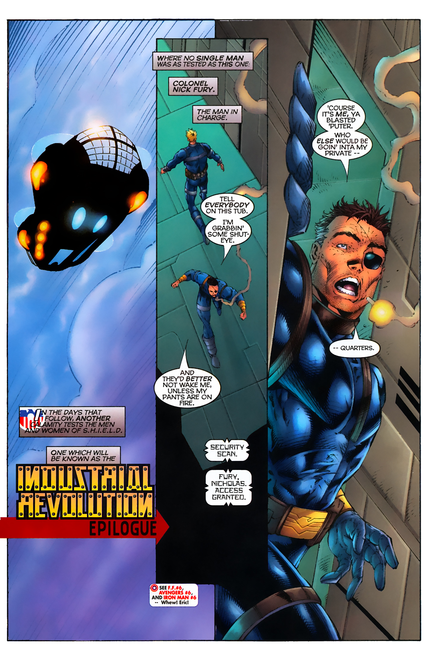 Captain America (1996) Issue #6 #6 - English 18