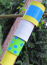How to Make Wind Chimes Out of Tin Cans