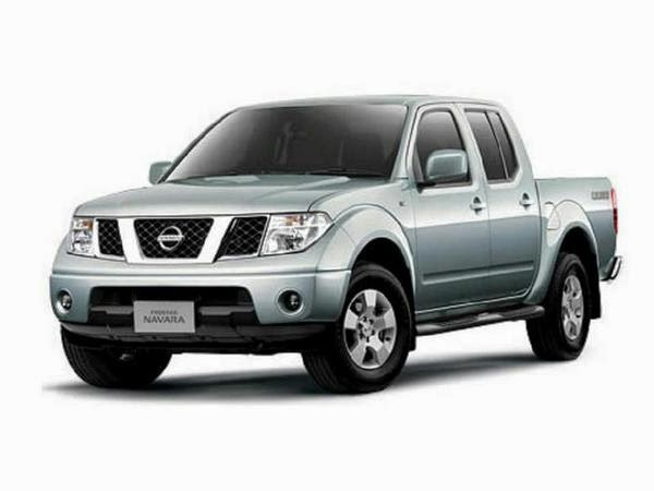 All new Frontier Navara