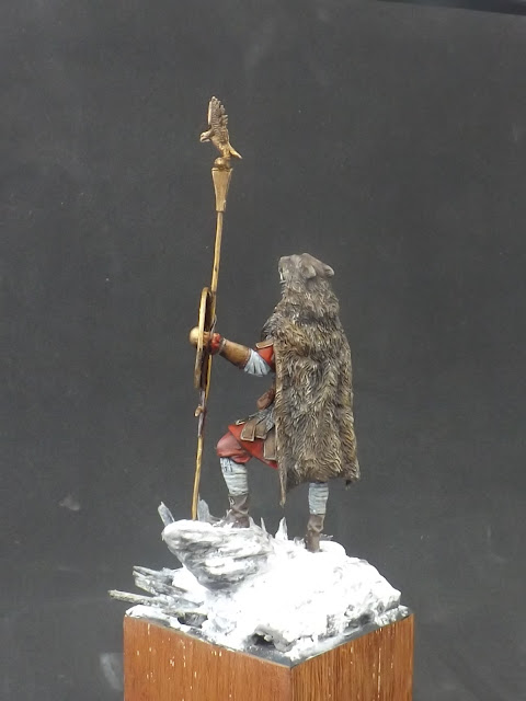 Roman Aquilifer - Ares Mythologic 75mm 008