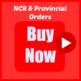 Avail of the Free Shipping Promo