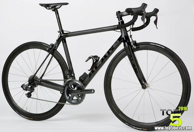 Alan RACE PRO HONEYCOMB, una bici muy polivalente