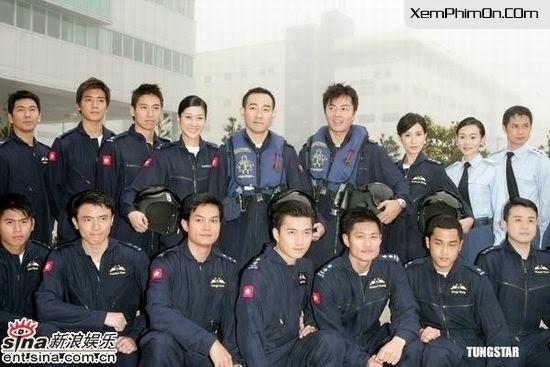 Đội Cứu Hộ Trên Không