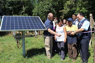 energia solar araucania
