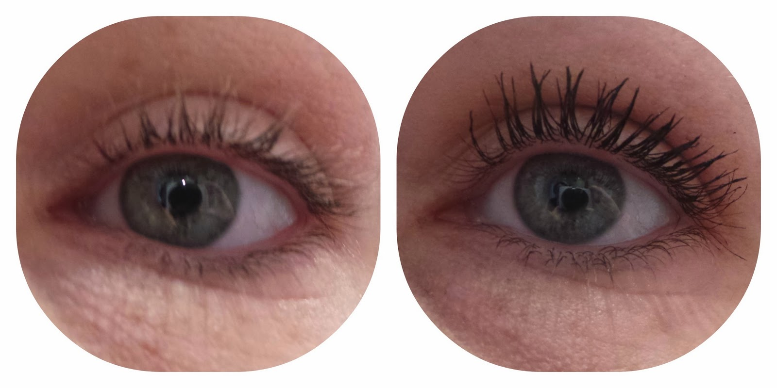 what does lancome mascara look like on?