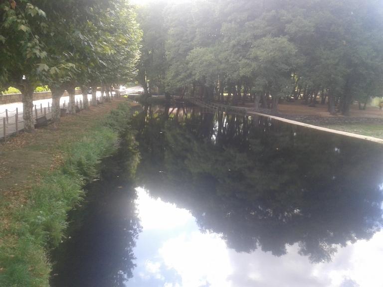 água do Rio Alva