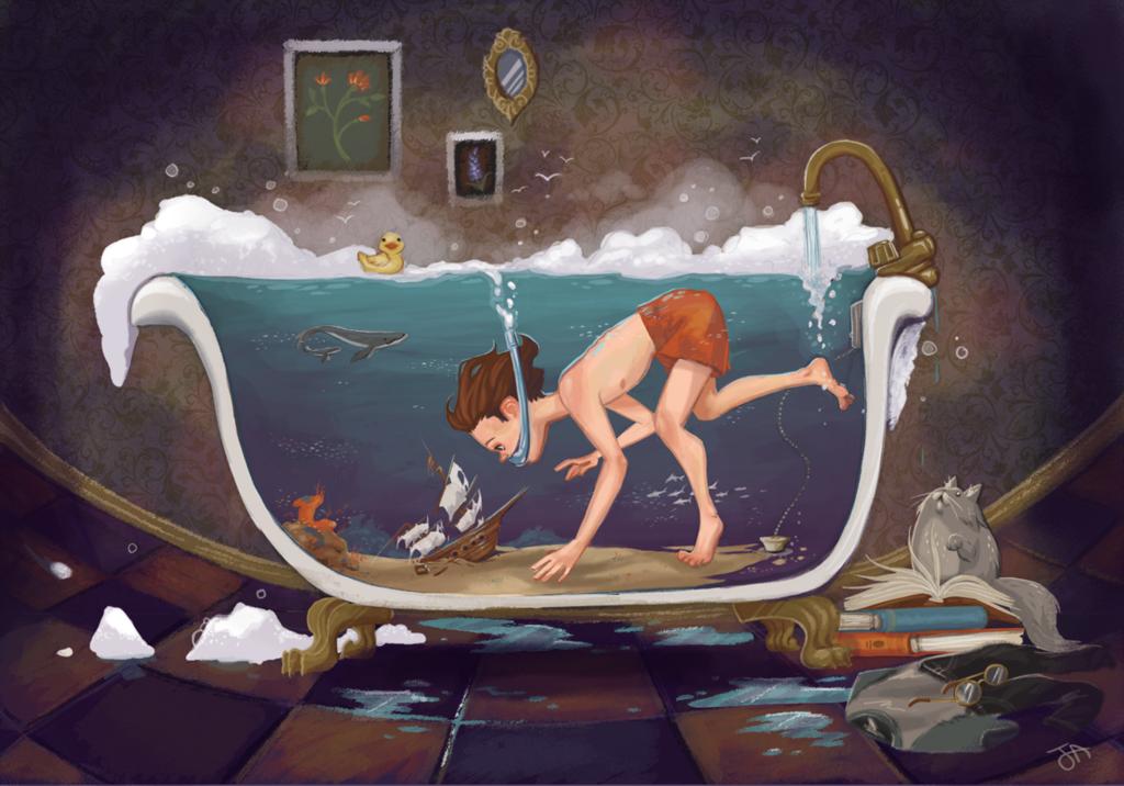 Baśnie na warsztacie, Wyobraźnia, Mateusz Świstak
