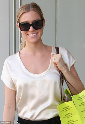 Kristin Cavallari 5.2 Diamond Engagement Ring