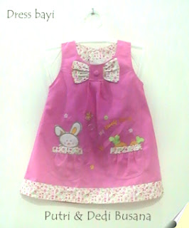 dress bayi my lovely carrot
