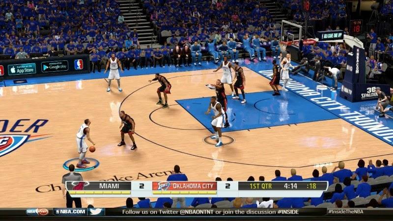 NBA 2K14 PC Realistic ENB Graphics Mod