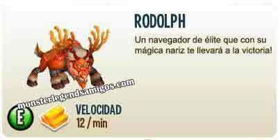 imagen de la descripcion del monstruo rodolph
