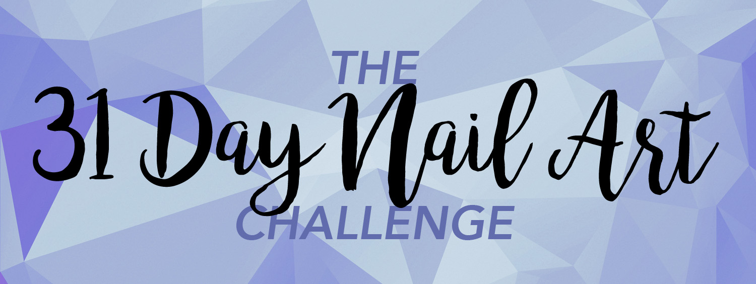 The 31 Day Nail Art Challenge 2016